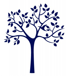 LOGO white background blue tree-01